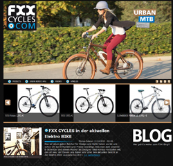 FXX CYCLES