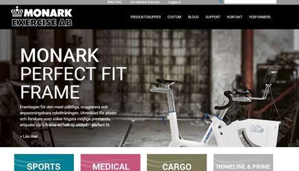 monark exercise fahrradhersteller marken verzeichnis. Black Bedroom Furniture Sets. Home Design Ideas