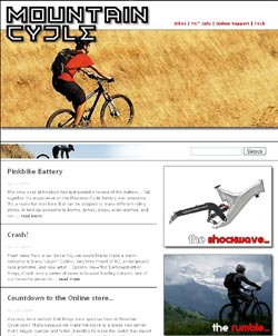 MOUNTAIN CYCLE