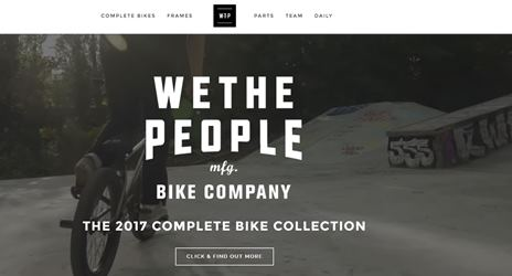 WETHEPEOPLE BIKE COMPANY