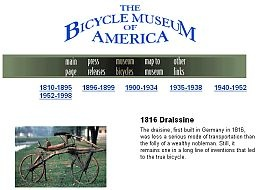 Bicycle Museum Amerika