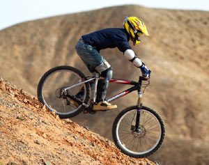 Mountainbike, Mountainbike, Downhill