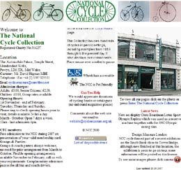 National Cycle Collection